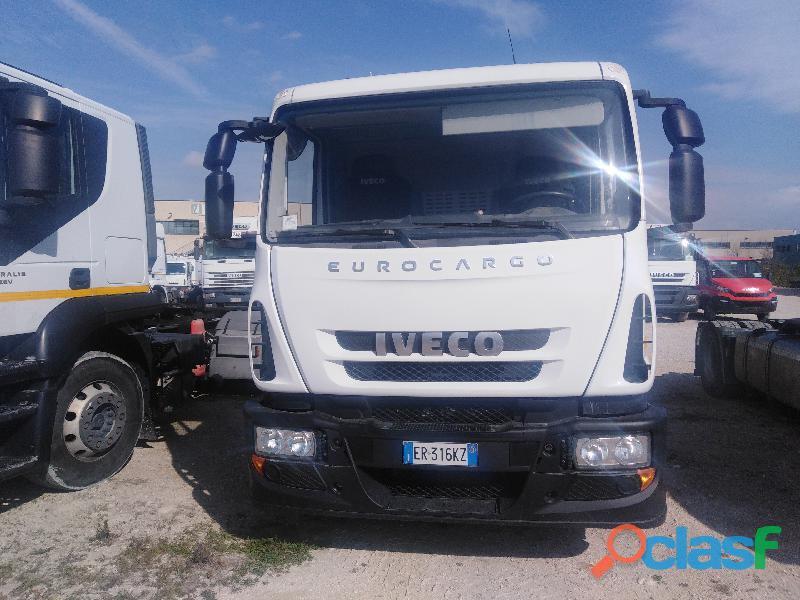 Iveco 150E30 E5 trasporto gas