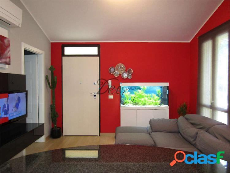 Appartamento al primo piano con ampio giardino 1