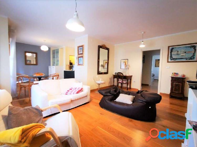 Rifinito appartamento in contesto residenziale