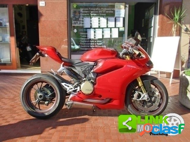 Ducati 1299 panigale benzina in vendita a palermo (palermo)