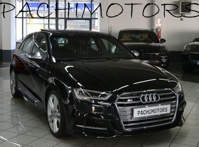Audi S3 SPB 2.0 TFSI quattro S tronic Virtual-Tetto-Navi