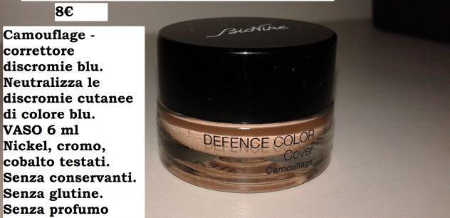 Correttore bionike defence color cover corail 6 ml