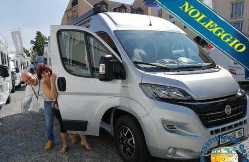 Curno caratour 540 mq 2019 camper furgonato noleggio