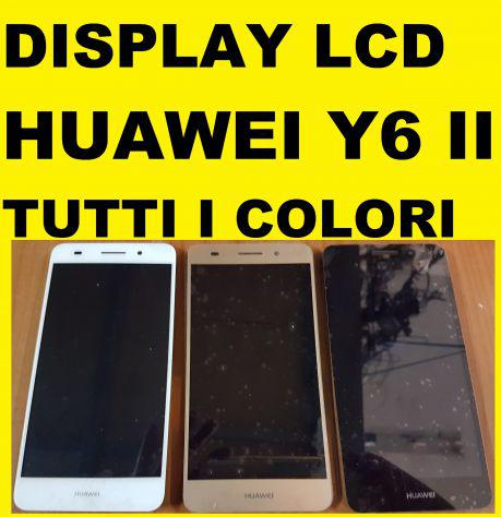 Display lcd huawei y6 compact 2 ii lyo-l01 l02 lyo-l21 touch