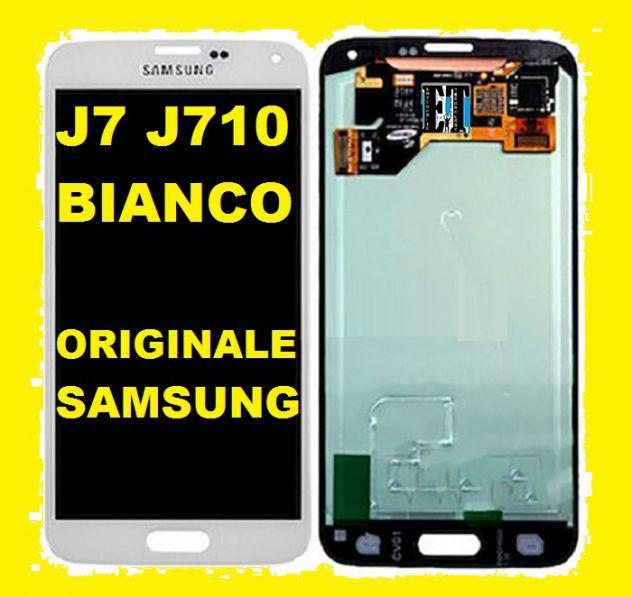 Display lcd + touch screen originale samsung galaxy j7 2016