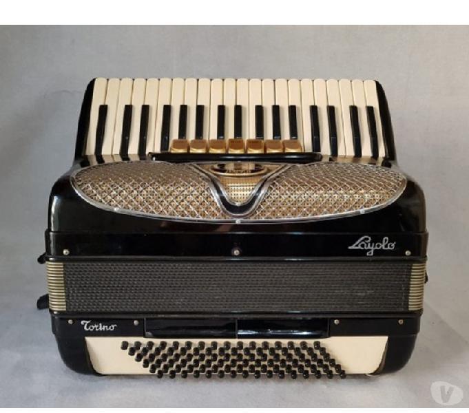 Fisarmonica layolo 96 bassi