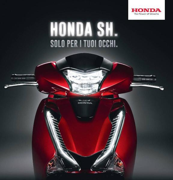 Honda SH 125 i (2017 - 19) nuova a Dolzago