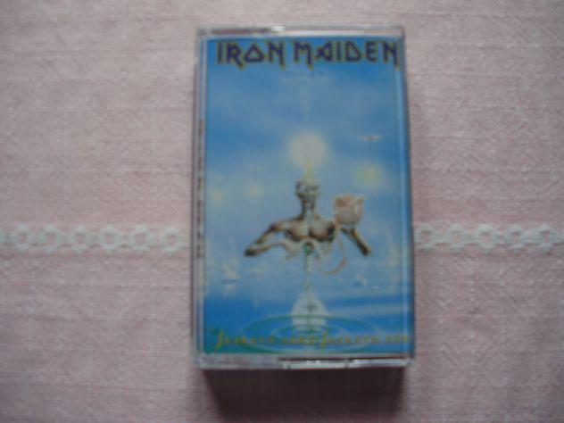 Iron maiden ?– seventh son of a seventh son