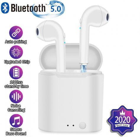 One-m cuffie bluetooth senza fili auricolari bluetooth 5.0