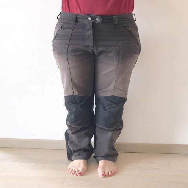 Pantaloni da moto da donna spidi glance h2out