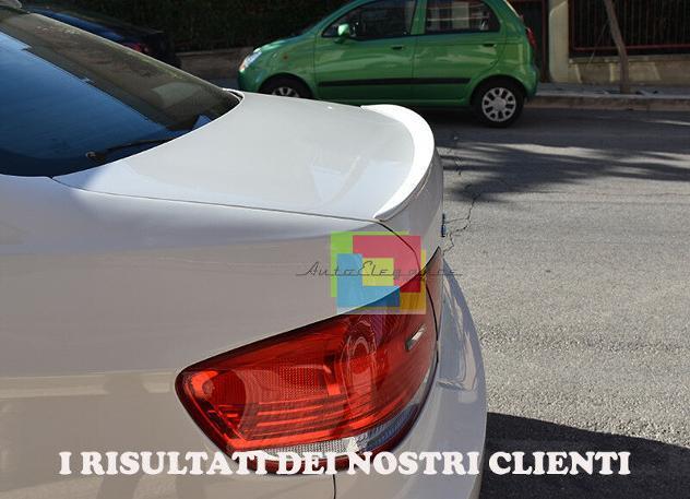 SPOILER POSTERIORE COFANO PER BMW SERIE 3 E92 E93 COUPE
