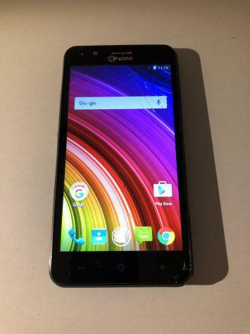 Smartphone ngm color e506