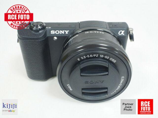 Sony a5100 + e 16-50 f3.5-5.6 pz oss