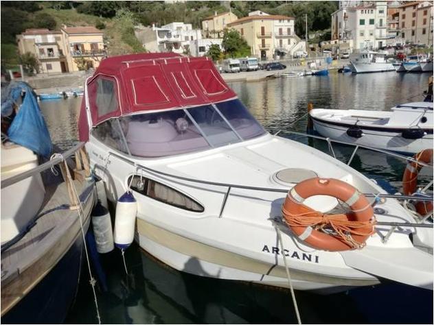 Barca a motorerio scarani cruiser 29 anno2008 lunghezza mt9