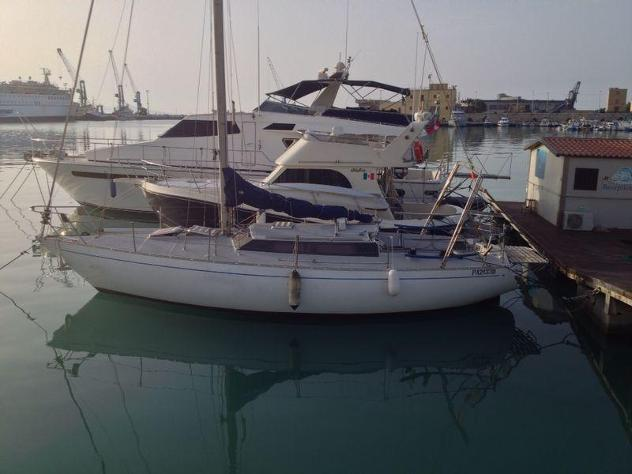 Barca a veladel pardo grand soleil 34 anno1977 lunghezza