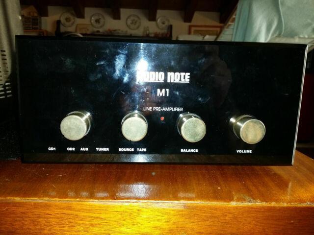 Audio note m1 line
