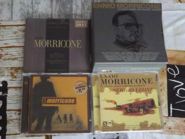 Cd originali ennio morricone box cofanetto