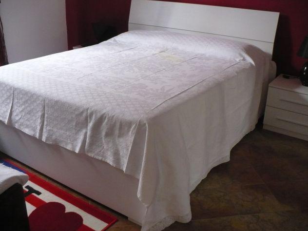 Copriletto Matrimoniale Bianco In Piquet A Verona Clasf Casa E Giardino