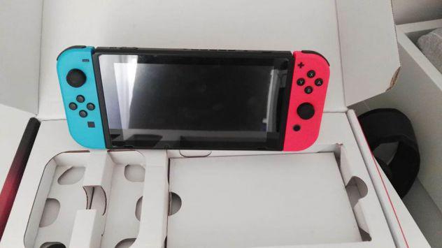 Nintendo switch in garanzia