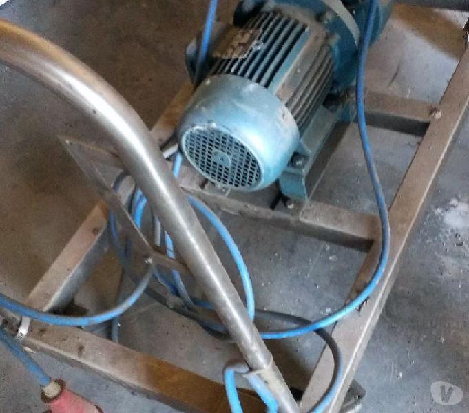 Pompa acqua elettrica sapic volt 380