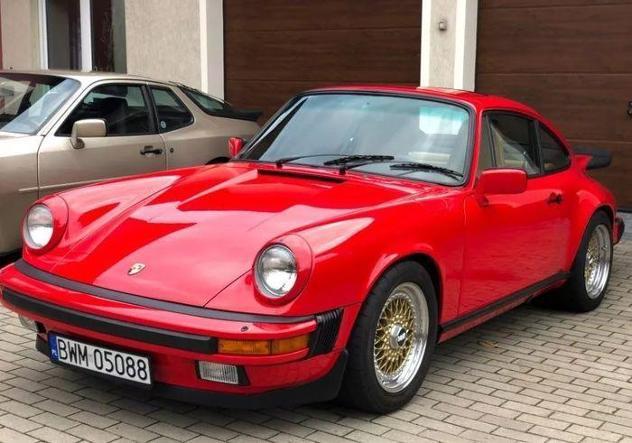 Porsche - 911 3.2 carrera - 1985