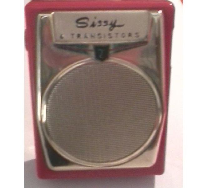 Radiolina a transistor sissy