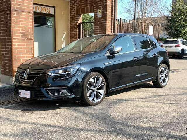 Renault mégane dci 8v 110 cv edc energy