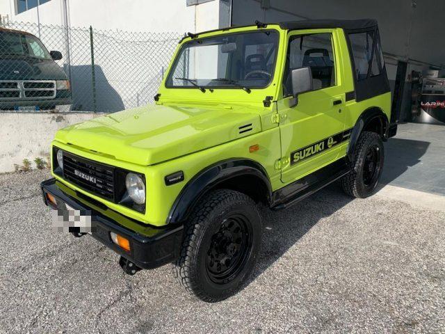 Suzuki Samurai 1.3 Cabriolet