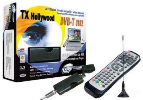 Tv digitale terrestre per pc - dvb -t