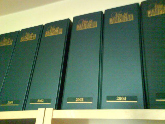 Vita in campagna annate complete dal 1995 al 2009 19 euro