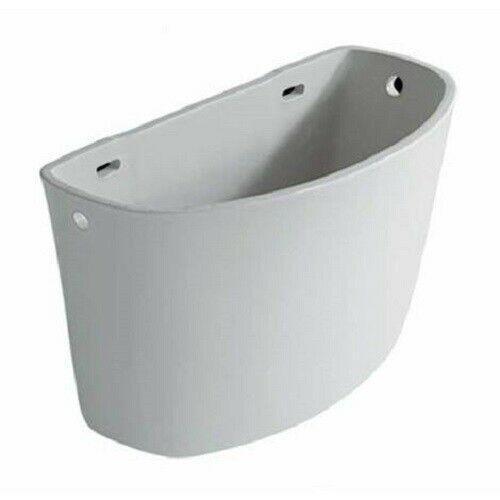 Cassetta scarico alta wc in ceramica senesi ceramica