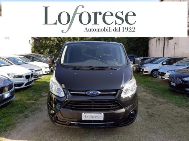 Ford transit custom 310 2.0 tdci 130 pl combi trend rif.