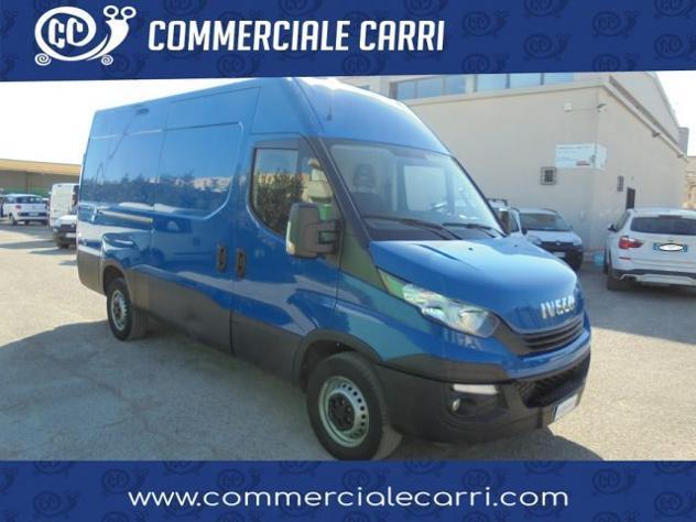 Iveco daily 35s14 vh2 furgone passo medio tetto alto 20 rif.
