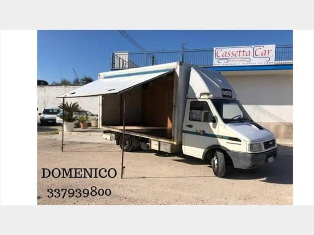Iveco daily iveco daily 35.12 furgone con apert 1991