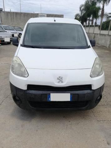 Peugeot partner 1.6 8v hdi 90cv fap 4x4 l2 3 posti furgone