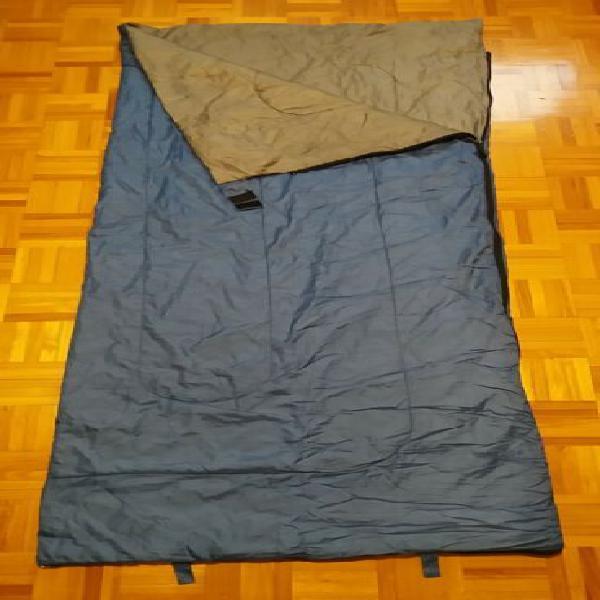 Sacco a pelo singolo saccoletto coperta trapunta letto