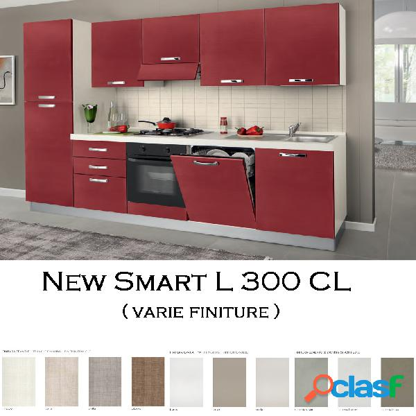 Cucina new smart l 300 cl