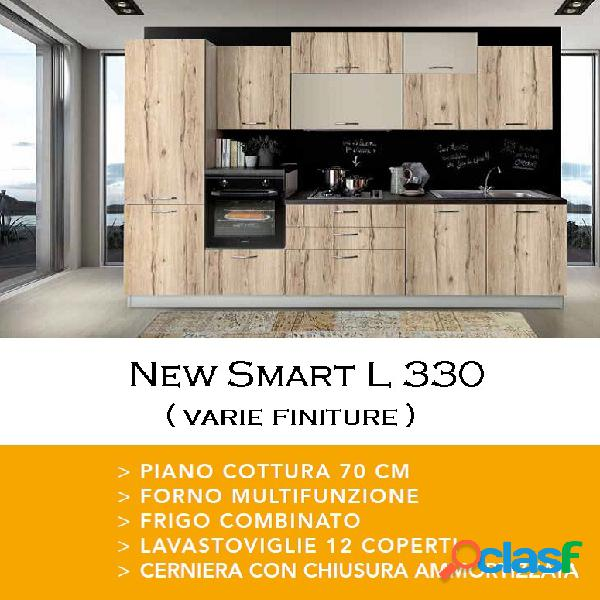 Cucina new smart l 330 poker