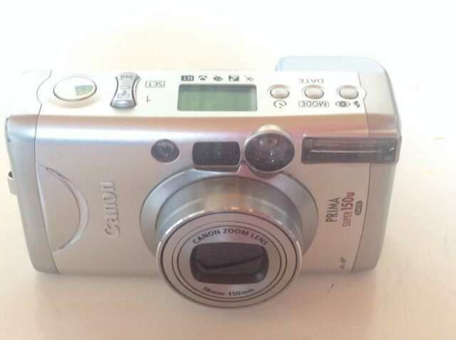 Canon prima super 150