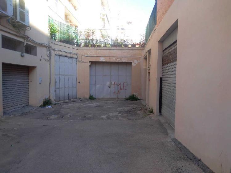 Deposito a Carrassi, Bari