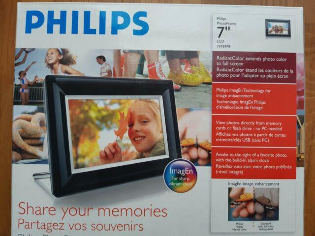 "Philips cornice foto digitale 7"""