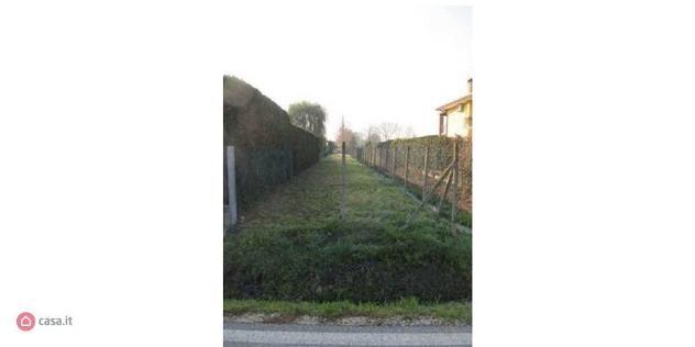 Terreno agricolo di 1480mq in via cavin caselle snc a santa
