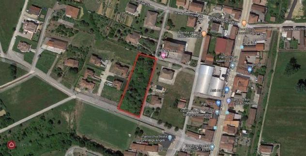 Terreno edificabile di 3430mq a Asti