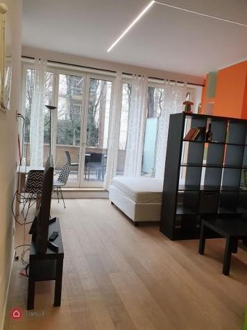 Appartamento di 45mq in via vincenzo monti a milano