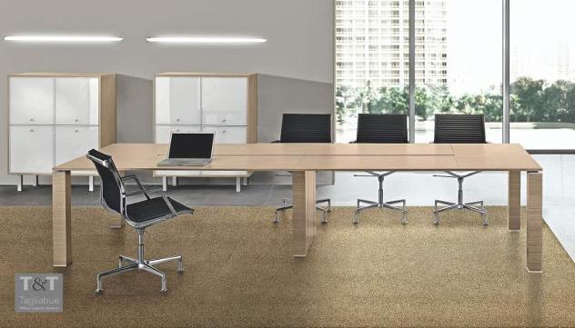 Arredi ufficio mobili scrivanie banchi t&t system