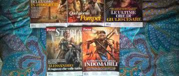 Lotto 5 riviste