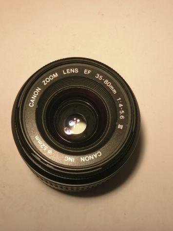Obiettivo zoom canon 35-80