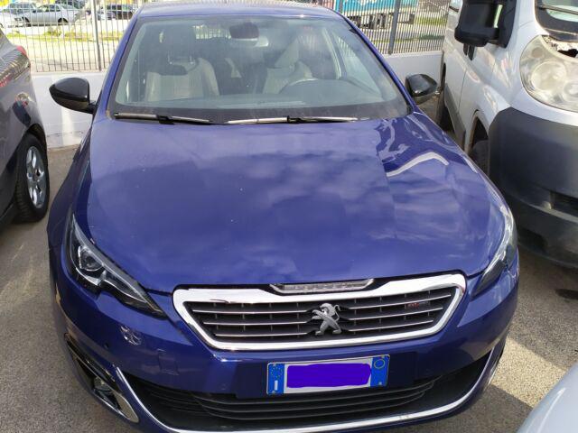 Peugeot 308 2a serie bluehdi 120 cv eat6 gtline s&s