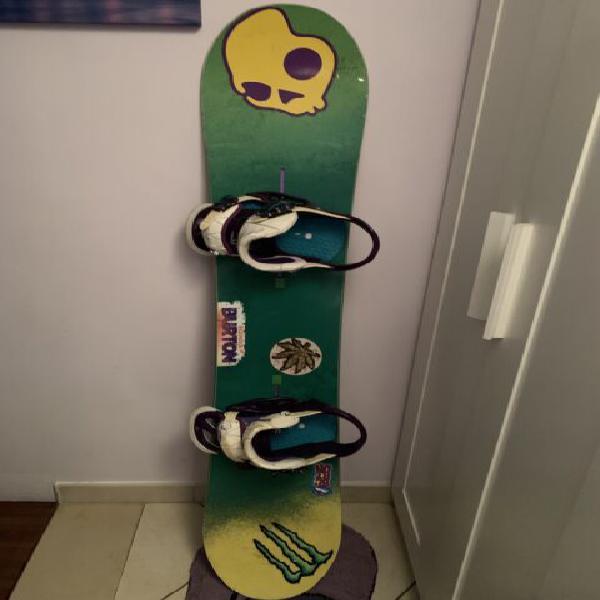 Tavola snowboard donna burton blender 148