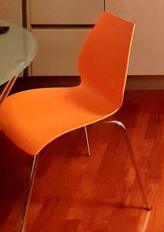 Vendo 4 sedie design Kartell
